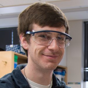 Photo of Evan Glasgow, BTP Trainee