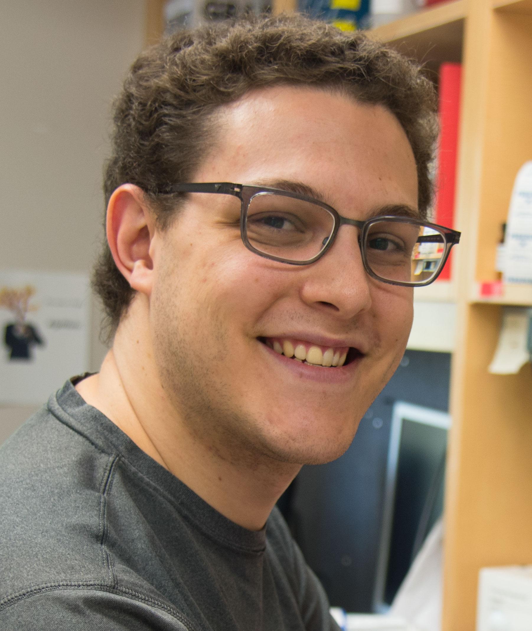 Photo of Nate Kuch, BTP Trainee