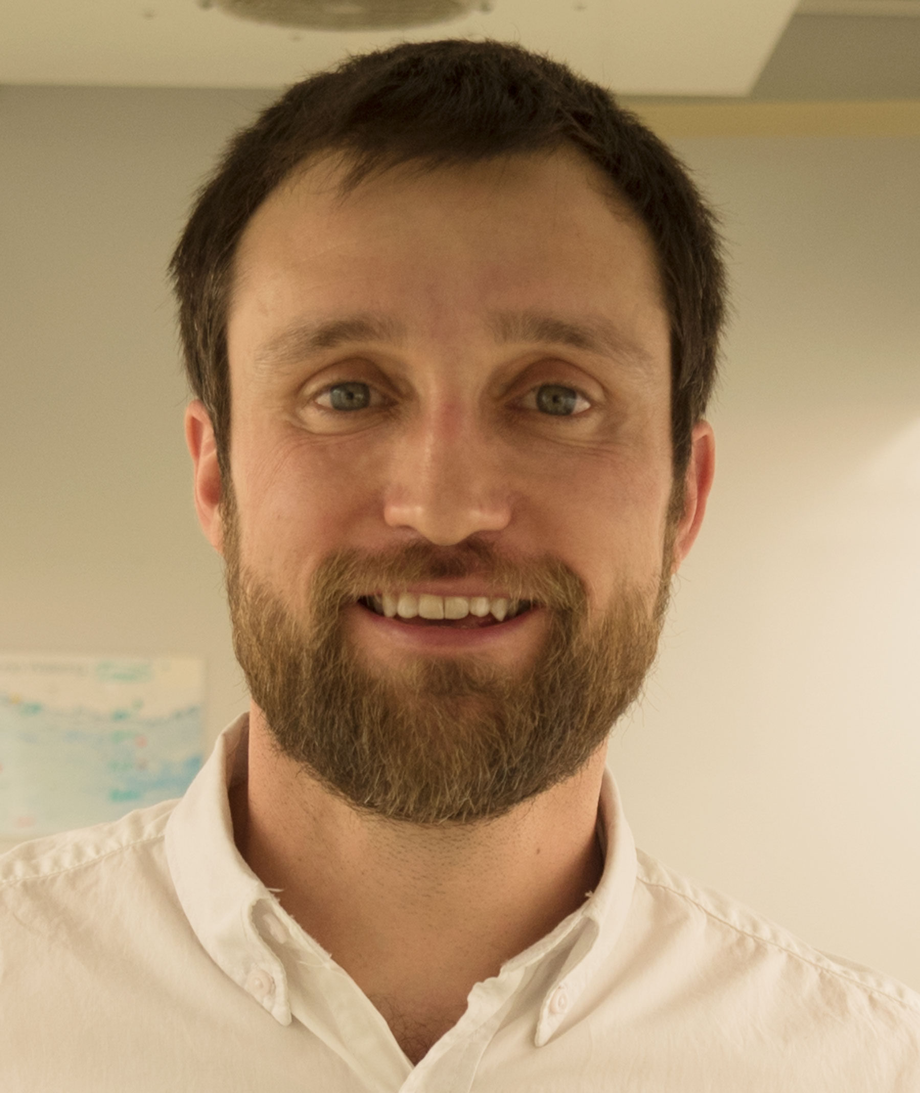 Photo of Andrew Maule, BTP Trainee