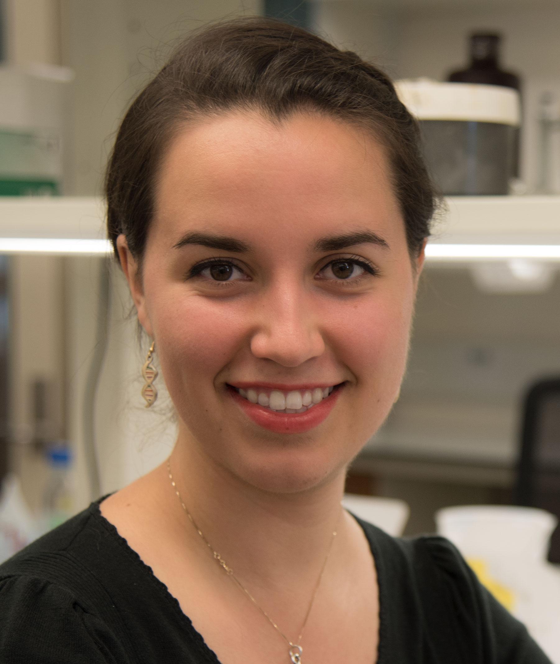 Photo of Katherine Mueller, BTP Trainee