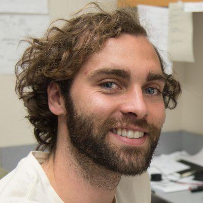 Photo of Evan Rees, BTP Trainee