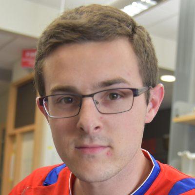 Photo of Alex Duckworth, BTP Trainee