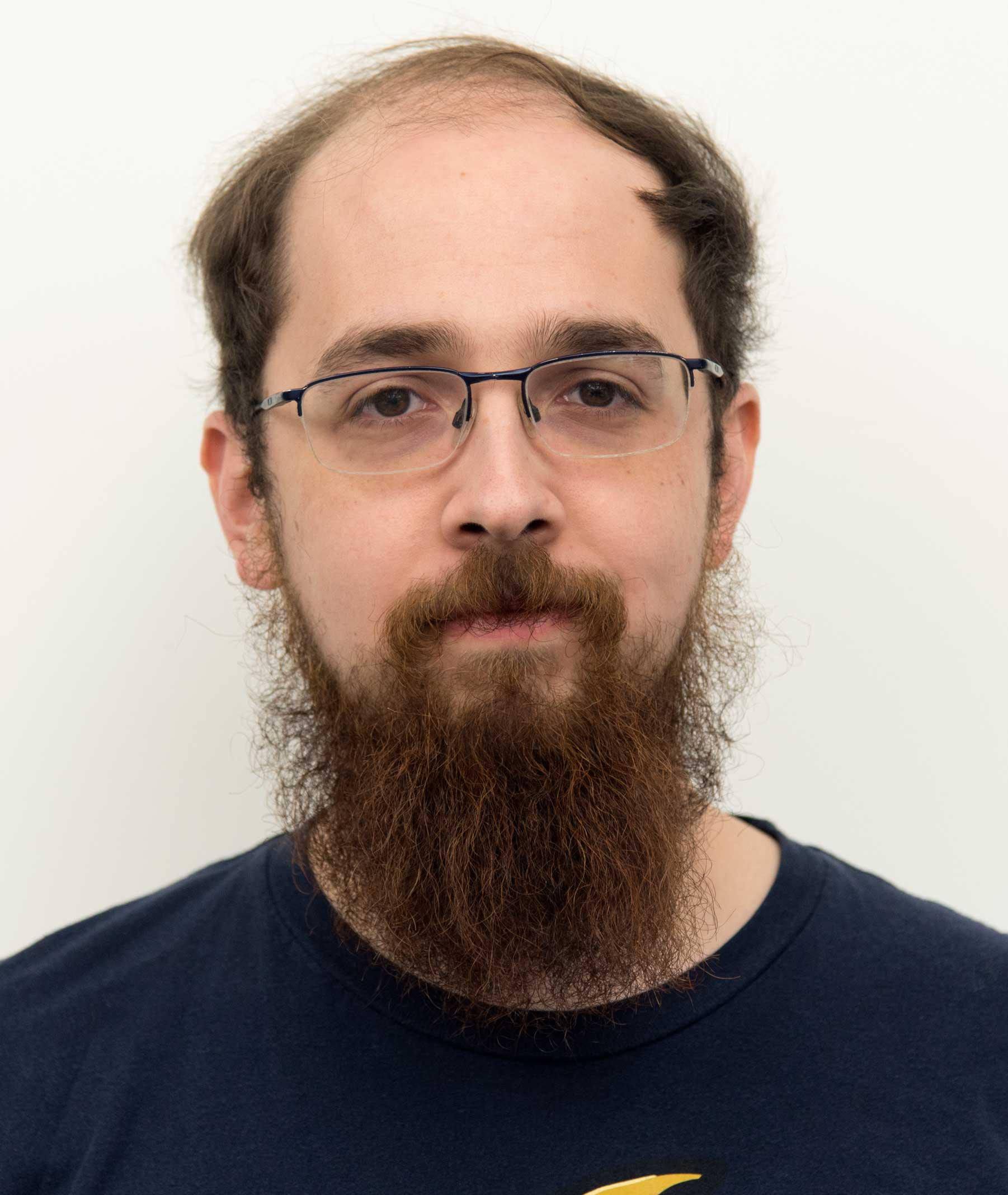 Photo of Jon Ellis, BTP Trainee