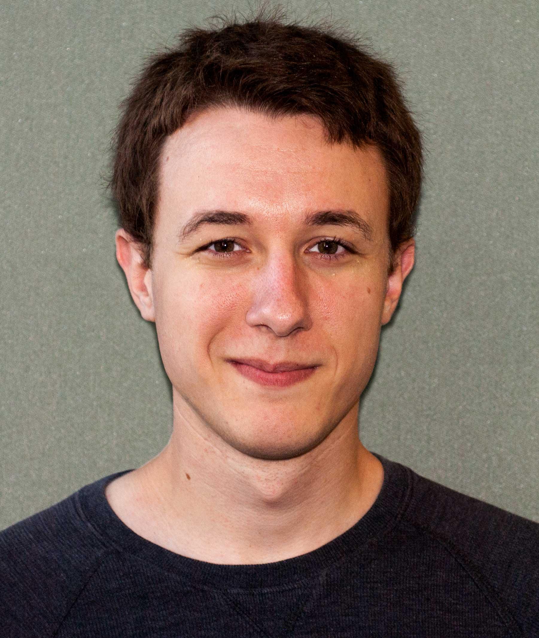 Photo of Dylan Plaskon, BTP Trainee