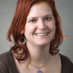 Assistant professor of Civil and Environmental Engineering Katherine McMahon, who is also a Biotechnology Training Program trainer