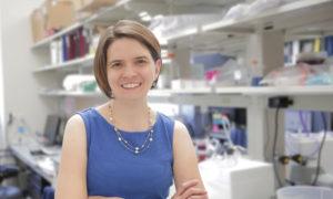 Biomedical engineering professor and BTP trainer Pam Kreeger