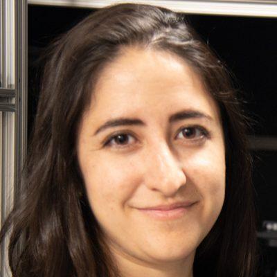 Photo of Sophie Mancha. BTP trainee