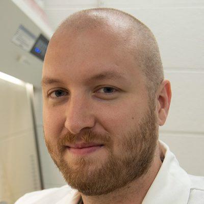 Photo of Brian Snow, BTP trainee
