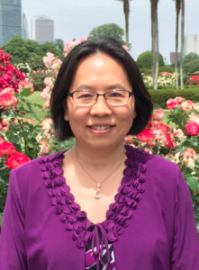 Photo of Sarah Gong