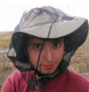 BTP trainee and PhD candidate Aldo Arellano